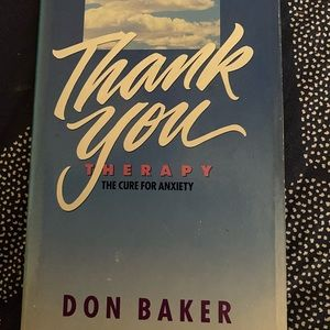 """Other - Free book w/ bundle: """"Thank You Therapy"""""""